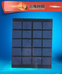 Customizable  Pet Solar Panel XH-165*133mm 5V200MA OEM Acceptance